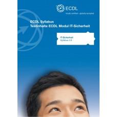 ECDL Syllabus Modul IT-Sicherheit 2.0