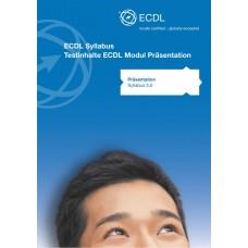 ECDL Syllabus Modul Präsentation