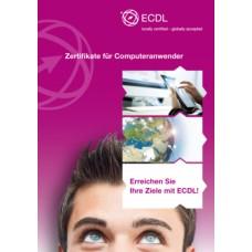 ECDL Kandidaten-Flyer
